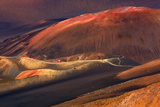 Haleakala Landscape Abstract, Maui Photographic Print by Vincent James