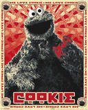 Sesame Street - Cookie Monster (Icon) Poster
