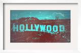 Hollywood Sign ポスター : NaxArt(ナックスアート)