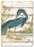 Blue Heron Deluxe Journal Journal