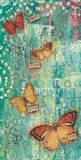 Faith Hope Joy Art by Cassandra Cushman