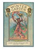 Vintage Shubert Theatre Playbill Poster