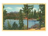 Meek's Bay, Lake Tahoe Posters