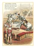 Circus Visit, Trick Horses Posters