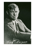Signed Will Rogers Portrait Prints