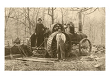 Vintage Farm Equipment Prints
