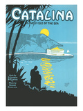 Sheet Music for Catalina Print