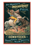 Dr. Morse's Indian Root Pills Art