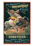 Dr. Morse's Indian Root Pills Art