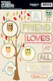 A Friend Loves At All Times Vinyl Decal Wall Decal
