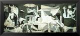 Guernica, c.1937 Prints by Picasso Pablo