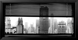 View over Manhattan, New York Prints by Hoffman Torsten