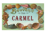 Souvenir from Carmel Prints