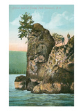 Simash Rock, Stanley Park, British Columbia - Tablo