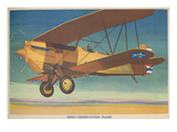 Army Observation Plane Prints