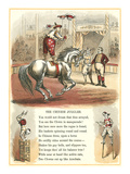 Circus Visit, Chinese Acrobat, Horse Posters