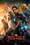 Iron Man 3 (One Sheet)   Print