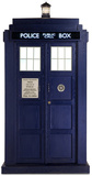 The Tardis (2/3 LIFE SIZE) Papfigurer