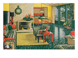 California Home Interior Prints