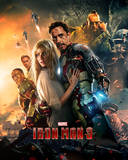 Iron Man 3 (One Sheet)   Plakat