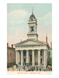 Old Courthouse, Middletown, Connecticut Prints
