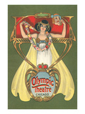 Olympic Theatre Playbill Prints