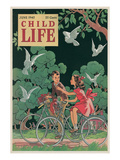 Magazine Cover, Child Life Affiches