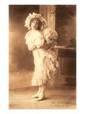 Mlle. Juanita, Old-Time Dancer Posters