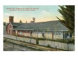 Mission San Francisco De Solano, Sonoma Poster
