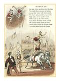 Circus Visit, Olympian Act Prints