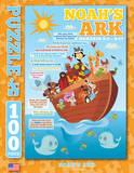 Noah's Ark Puzzle 100 Piece Puzzle Jigsaw Puzzle