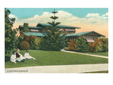 Craftsman Bungalow, California Prints