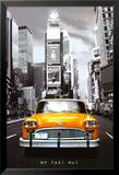 New York Taxi No. 1 Posters