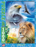 Glorious Creator 1000 Piece Puzzle Jigsaw Puzzle