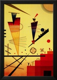 Merry Structure Prints by Kandinsky Wassily