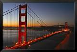 Puente Golden Gate Lminas por James Vincent