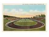University of Arkansas Stadium, Fayetteville, Arkansas Prints