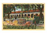Mission San Fernando Memory Garden Prints