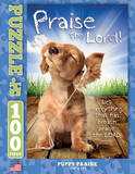 Praise the Lord - Puppy Praise 100 Piece Puzzle Jigsaw Puzzle