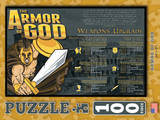 The Armour of God 100 Piece Puzzle Jigsaw Puzzle