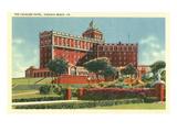 Cavalier Hotel, Virginia Beach Posters