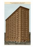 Monadnock Building, Chicago, Illinois Prints