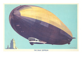 Graf Zeppelin Prints
