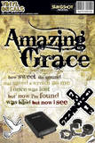 Amazing Grace Vinyl Decal Wall Decal