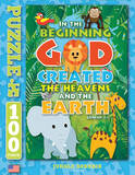 In The Beginning 100  Piece Puzzle Jigsaw Puzzle