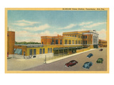 Union Station, Texarkana, Arkansas Posters