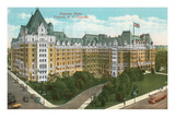 Empress Hotel, Victoria, B.C., Canada Prints