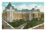 Empress Hotel, Victoria, B.C., Canada Posters