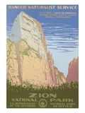 Poster for Zion National Park Posters