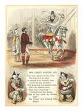 Circus Visit Miss Adele Dances Prints